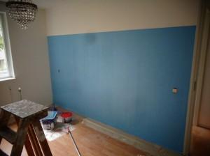 201705041 Blauwe wand klaar