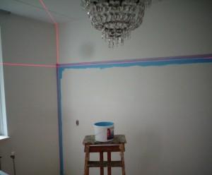 201705041 Laser blauwe wand
